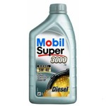 Mobil Super 3000x1 5w40 DIESEL моторное масло 1 л
