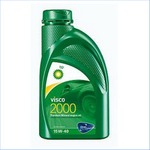 BP Visco 2000 15w40 моторное масло 1 л