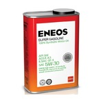 ENEOS Gasoline Super 100%Synthetic 5w30 SM cинтетика 0,94 л моторное масло