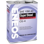 ENEOS Diesel Semi-Synthetic 10w40 CG-4 полусинтетическое моторное масло 0,94 л