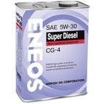 ENEOS Diesel Semi-Synthetic 5w30 CG-4 полусинтетическое моторное масло 0,94 л