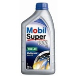 Mobil Super 1000x1 15w40 моторное масло 1 л